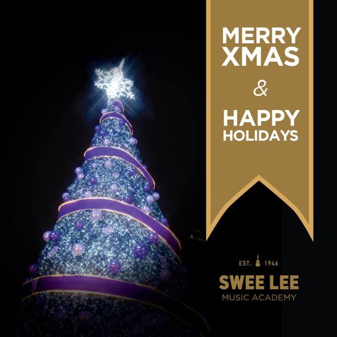 Swee Lee Music Academy Christmas 2014