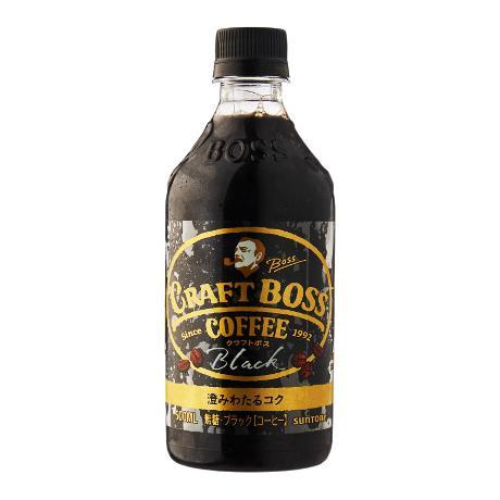 Suntory Craft Boss Coffee Black